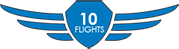 Completed 10 Flights