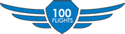 Completed 100 Flights