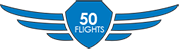 Completed 50 Flights